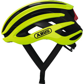 ABUS AirBreaker Casco, neon yellow